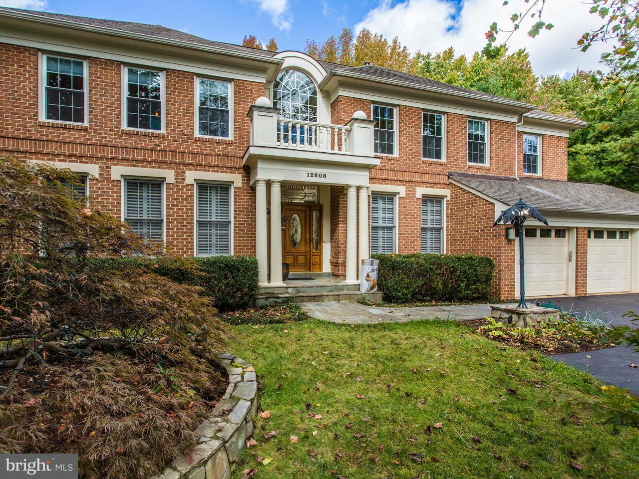 Single Family Home for Sale at 12808 HAMLET HILL WAY 12808 HAMLET HILL WAY Fairfax, Virginia 22030 United States