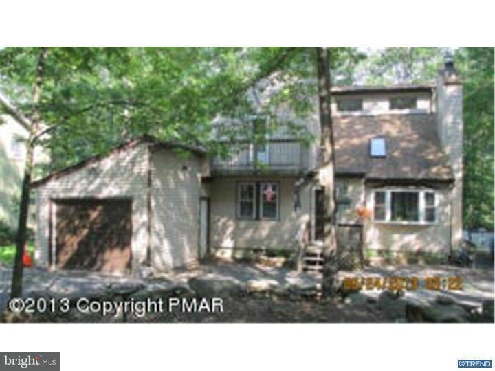 独户住宅 为 销售 在 146 RIM Road East Stroudsburg, 宾夕法尼亚州 18302 美国
