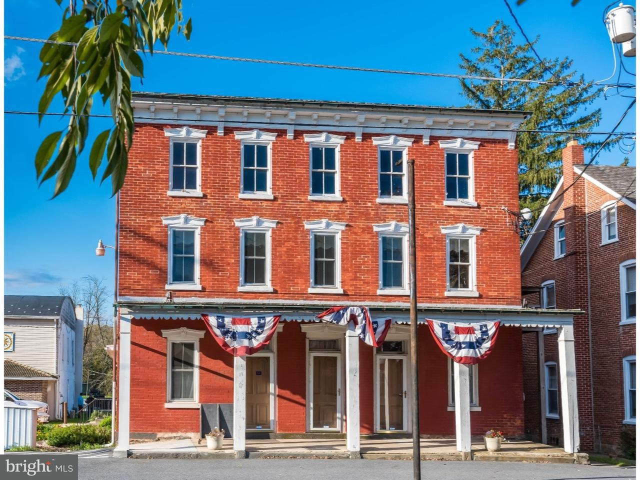 Single Family Home for Sale at 458 E MAIN Street Virginville, Pennsylvania 19564 United States