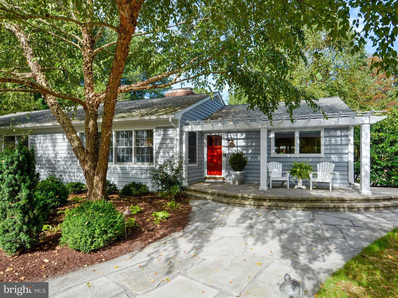 Maison unifamiliale pour l Vente à 27908 WAVERLY Road 27908 WAVERLY Road Easton, Maryland 21601 États-Unis