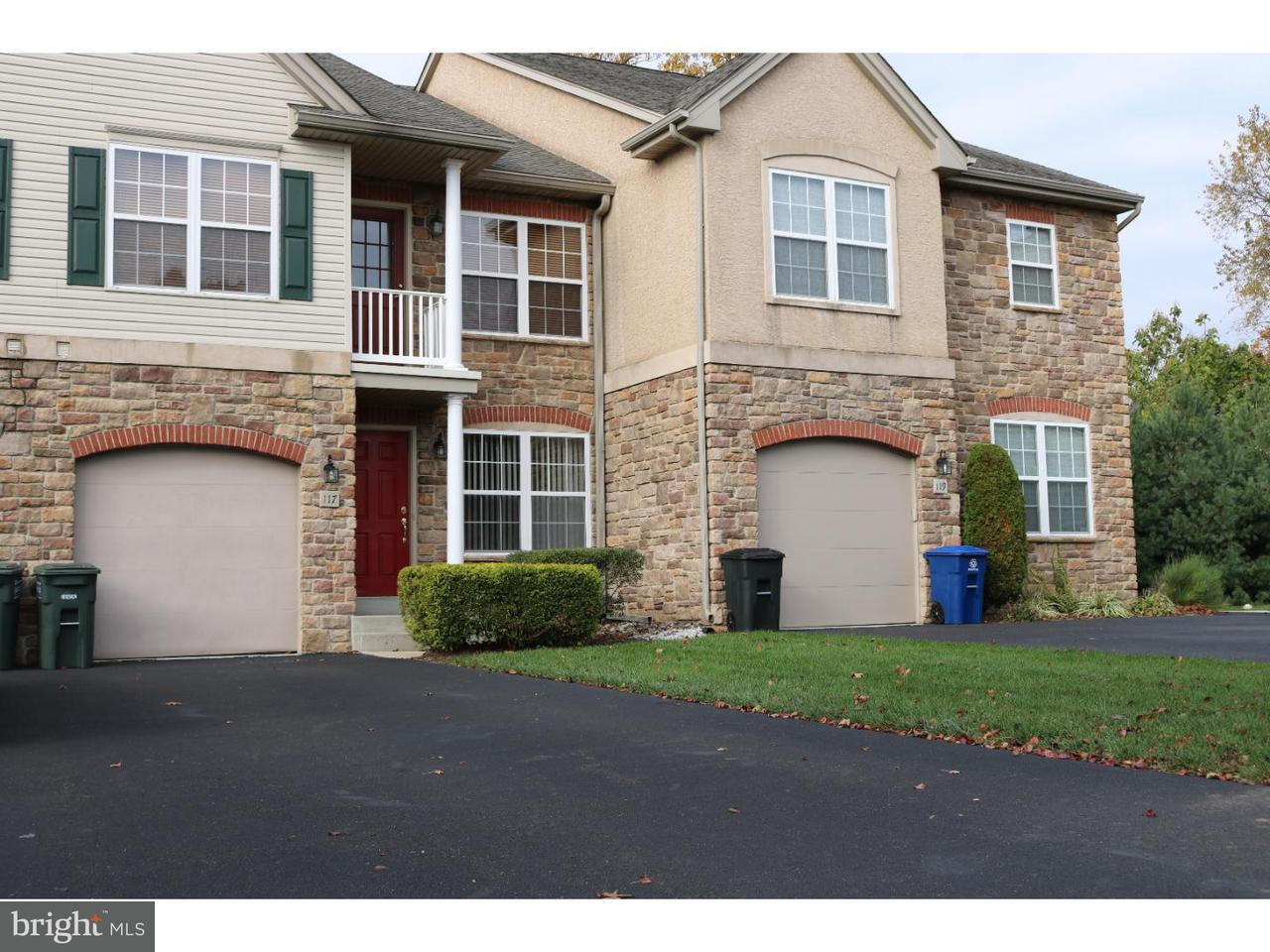 Townhouse for Sale at 117 ASHLEY Drive Feasterville, Pennsylvania 19053 United States