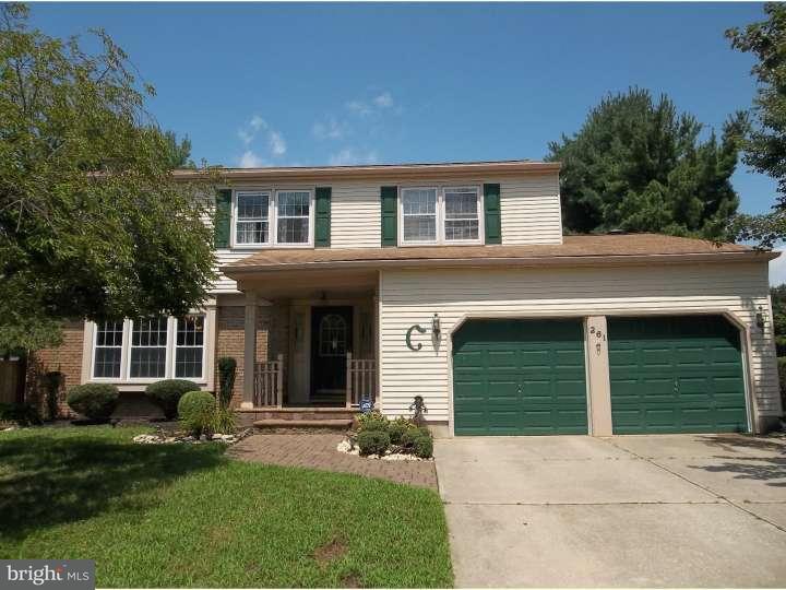 Частный односемейный дом для того Продажа на 261 CHAMPION WAY Sewell, Нью-Джерси 08080 Соединенные Штаты