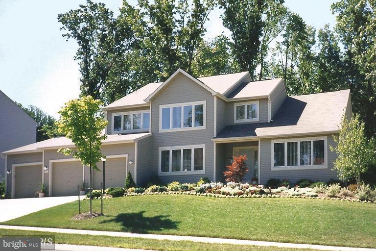 Maison unifamiliale pour l Vente à 7087 GARDEN WALK 7087 GARDEN WALK Columbia, Maryland 21044 États-Unis