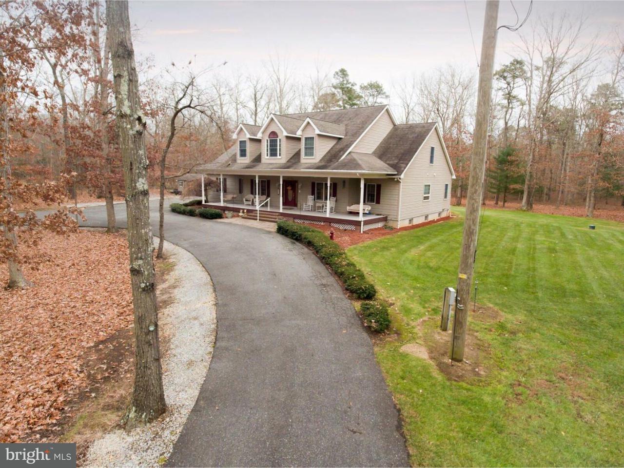 Частный односемейный дом для того Продажа на 141 10TH Avenue Estell Manor, Нью-Джерси 08317 Соединенные Штаты