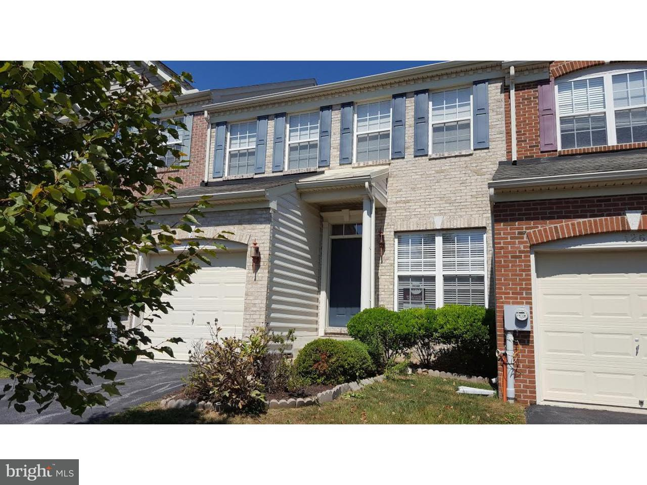Townhouse for Rent at 128 PENNS MANOR Drive Kennett Square, Pennsylvania 19348 United States