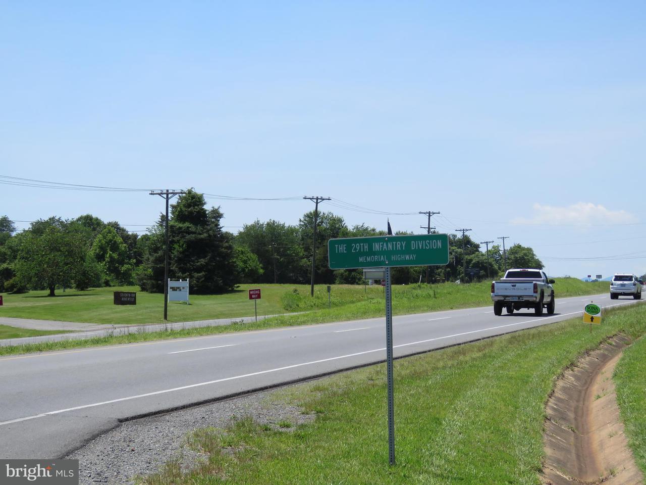 Terreno por un Venta en JAMES MONROE HWY JAMES MONROE HWY Culpeper, Virginia 22701 Estados Unidos