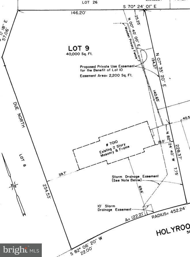 Land für Verkauf beim 7010 HOLYROOD Drive 7010 HOLYROOD Drive McLean, Virginia 22101 Vereinigte Staaten