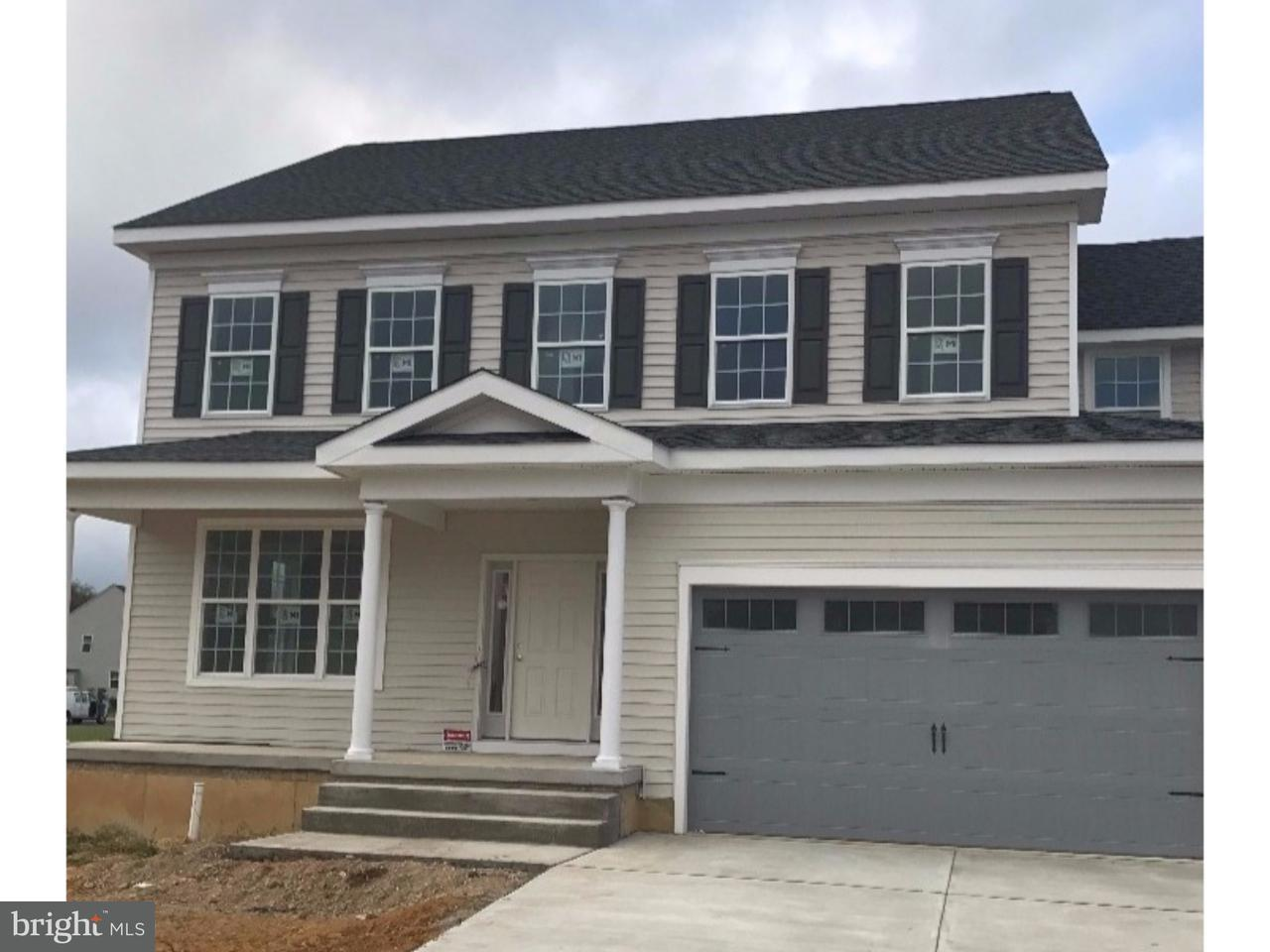 Single Family Home for Sale at 203 WINESAP WAY Glassboro, New Jersey 08028 United States