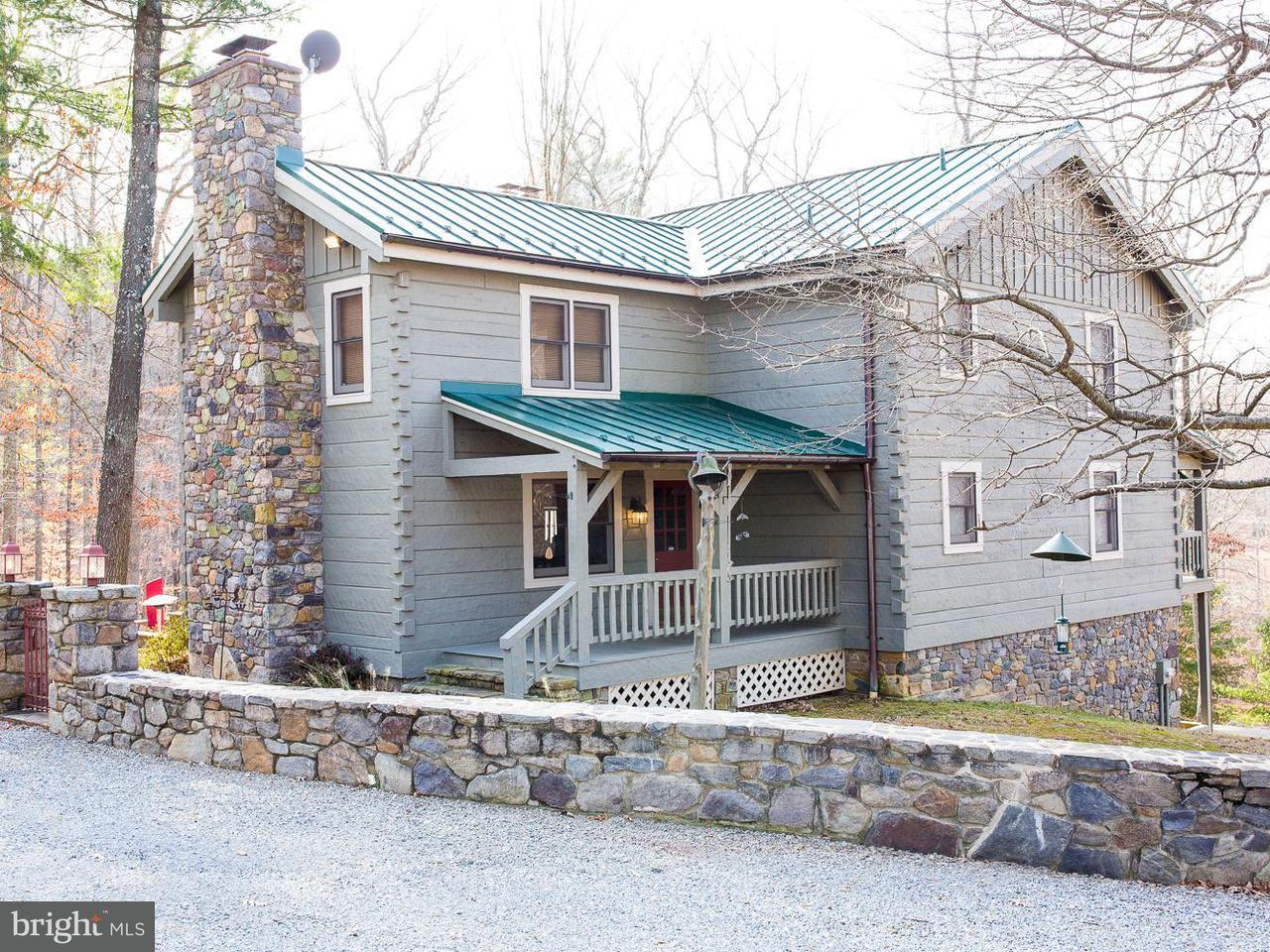 Eensgezinswoning voor Verkoop een t 3811 EBENEZER Road 3811 EBENEZER Road Bluemont, Virginia 20135 Verenigde Staten