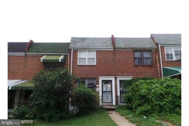Single Family for Sale at 1010 Ellicott Dr Baltimore, Maryland 21216 United States