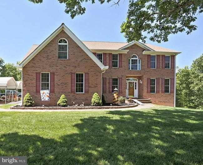Single Family Home for Sale at 6248 HOOVER Road 6248 HOOVER Road Reva, Virginia 22735 United States