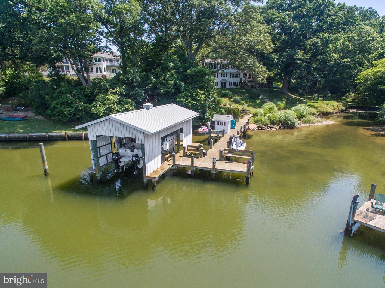 Single Family Home for Sale at 11815 HILLTOP Road 11815 HILLTOP Road Lusby, Maryland 20657 United States