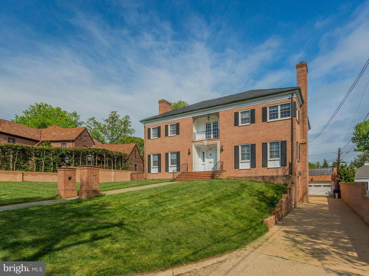 Single Family Home for Sale at 4741 ROCK SPRING Road 4741 ROCK SPRING Road Arlington, Virginia 22207 United States
