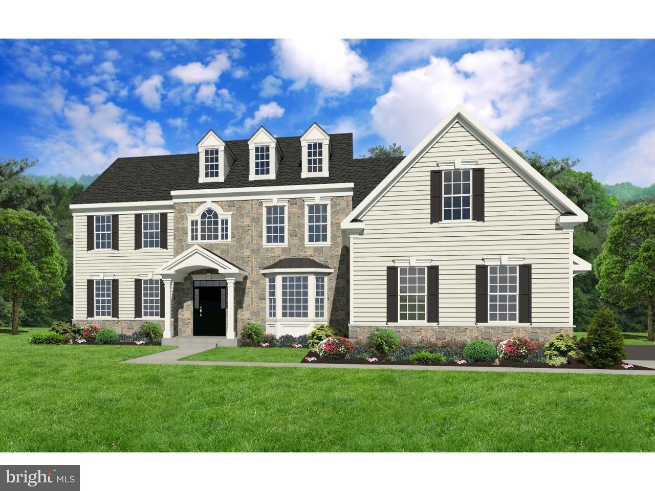 Частный односемейный дом для того Продажа на Lot #3 STUMP Road Warrington, Пенсильвания 18976 Соединенные Штаты