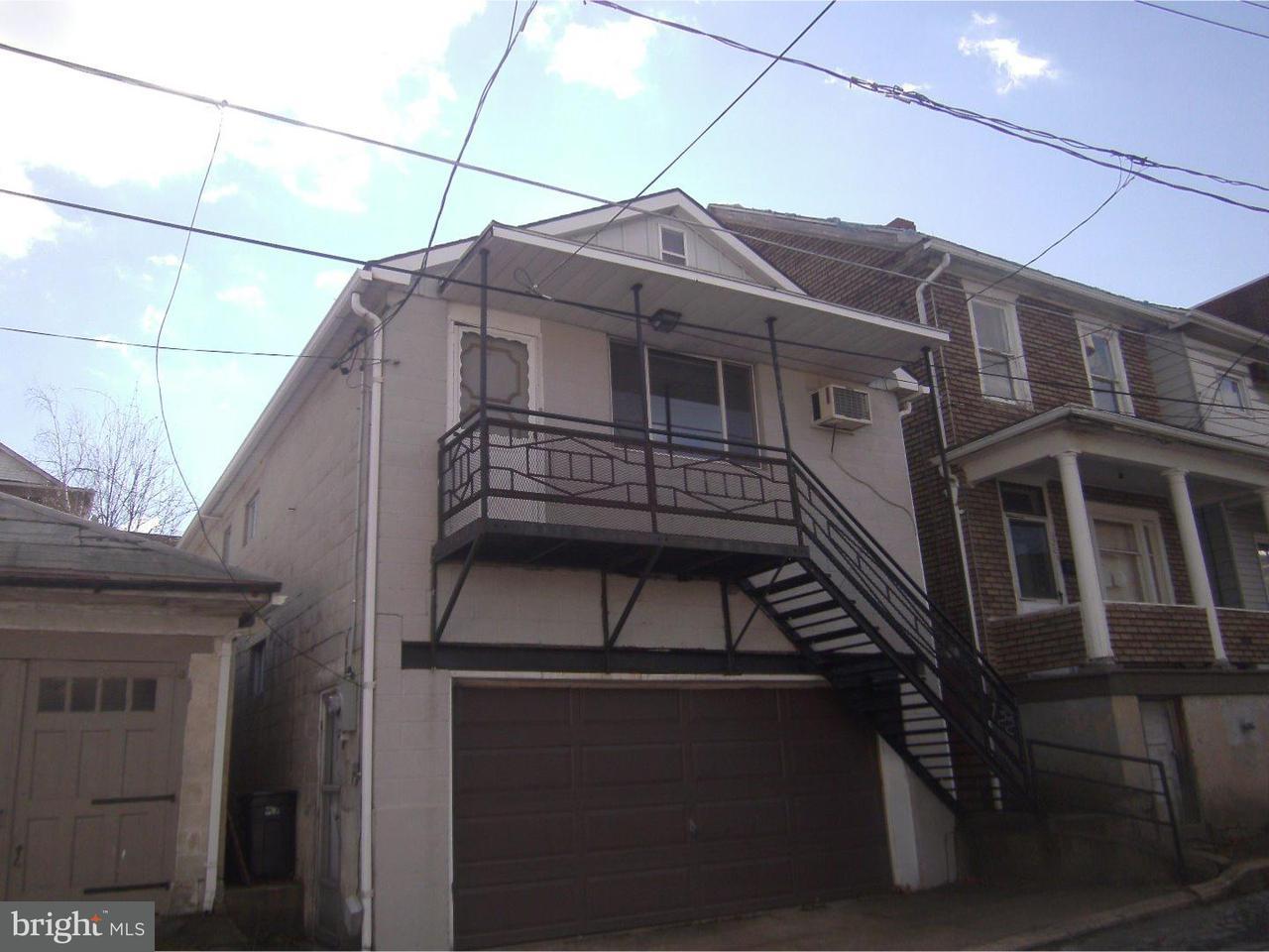 Single Family Home for Sale at 122 E EARLY Avenue Coaldale, Pennsylvania 18218 United States