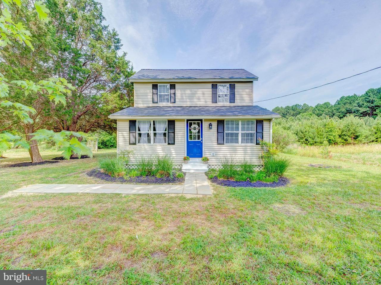 Single Family for Sale at 11421 Point Lookout Rd Scotland, Maryland 20687 United States