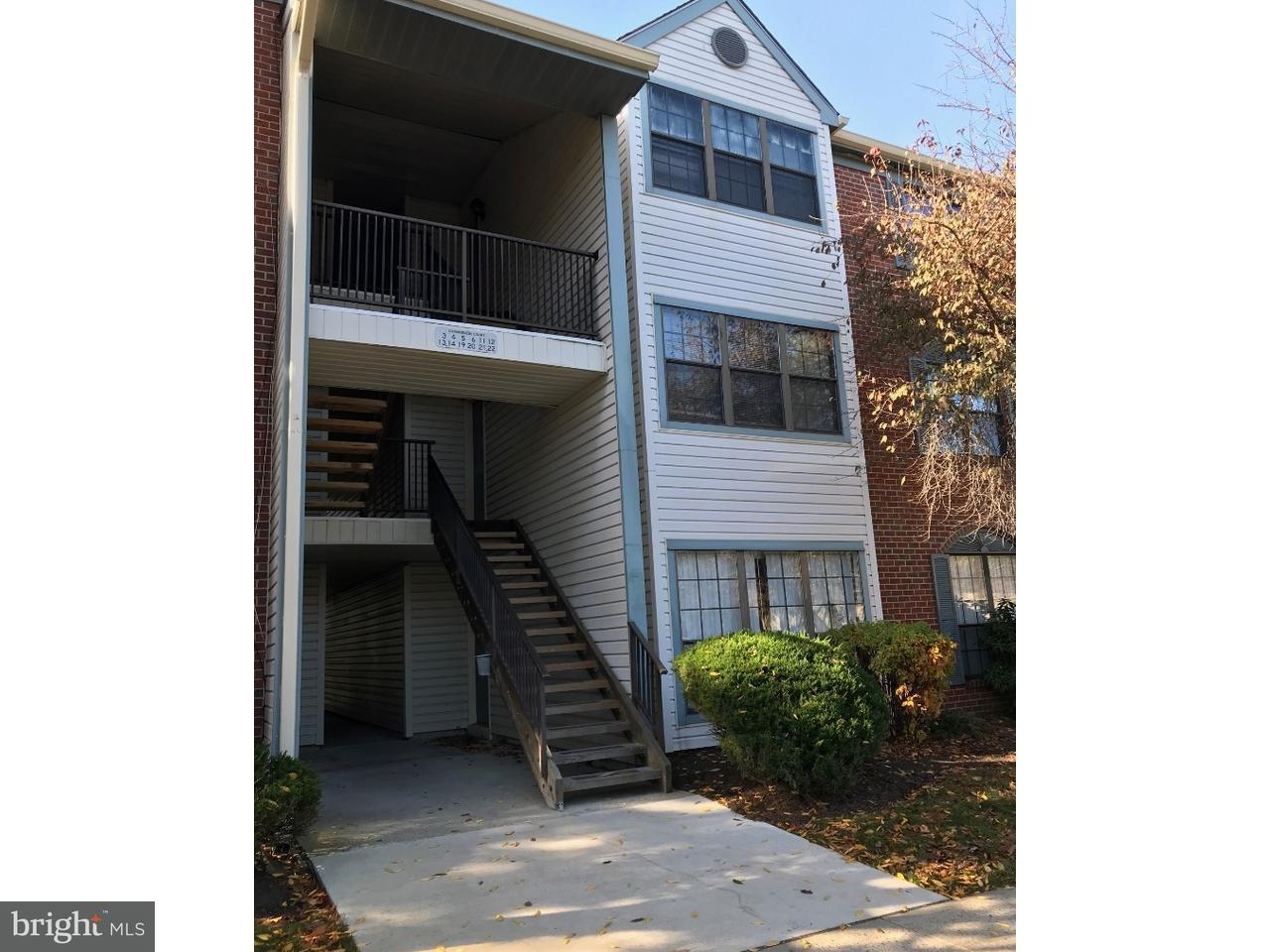 Appartement en copropriété pour l Vente à 11 CHAMBERLIN Court Lawrenceville, New Jersey 08648 États-UnisDans/Autour: Lawrence Township
