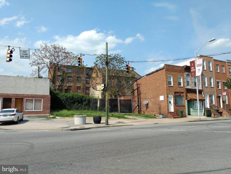 Land for Sale at 936 Washington Blvd Baltimore, Maryland 21230 United States