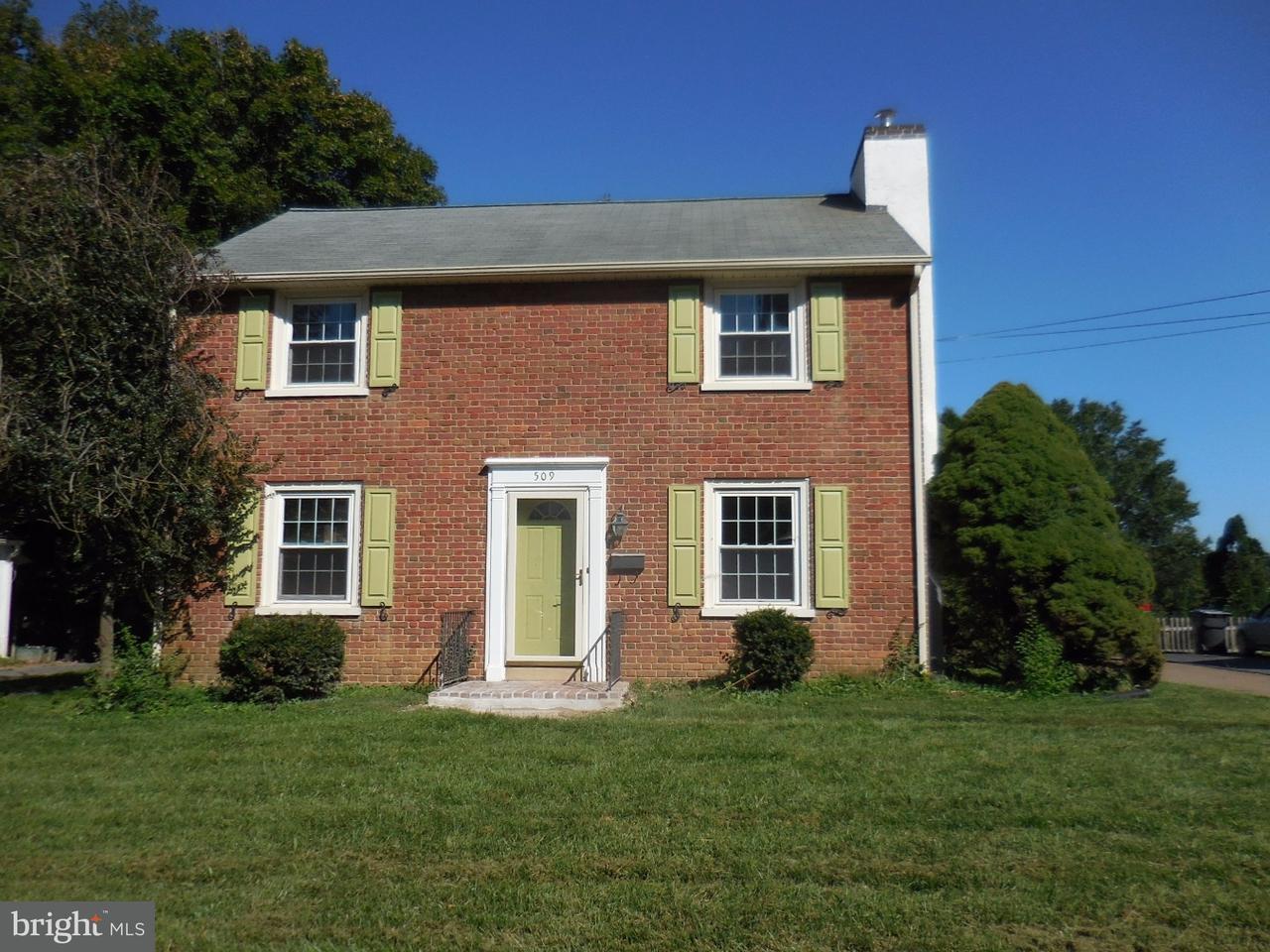Maison unifamiliale pour l Vente à 509 PROSPECT Avenue West Grove, Pennsylvanie 19390 États-Unis