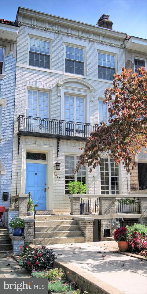 Townhouse for Sale at 2335 ASHMEAD PL NW 2335 ASHMEAD PL NW Washington, District Of Columbia 20009 United States
