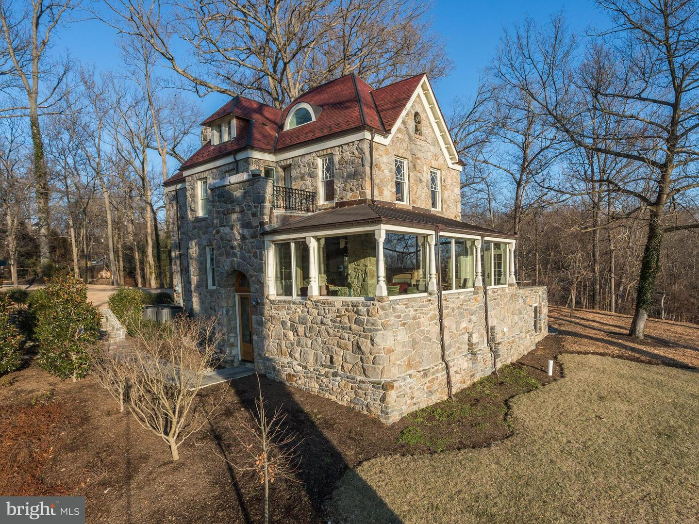 Photo of home for sale at 5417 Mohican Road, Bethesda MD