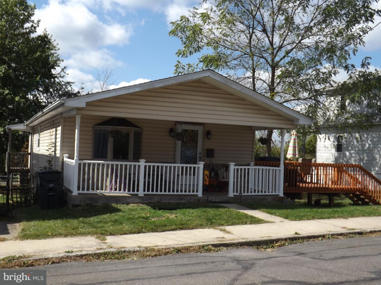 Single Family Home for Sale at 32 S WYLAM Street Frackville, Pennsylvania 17931 United States