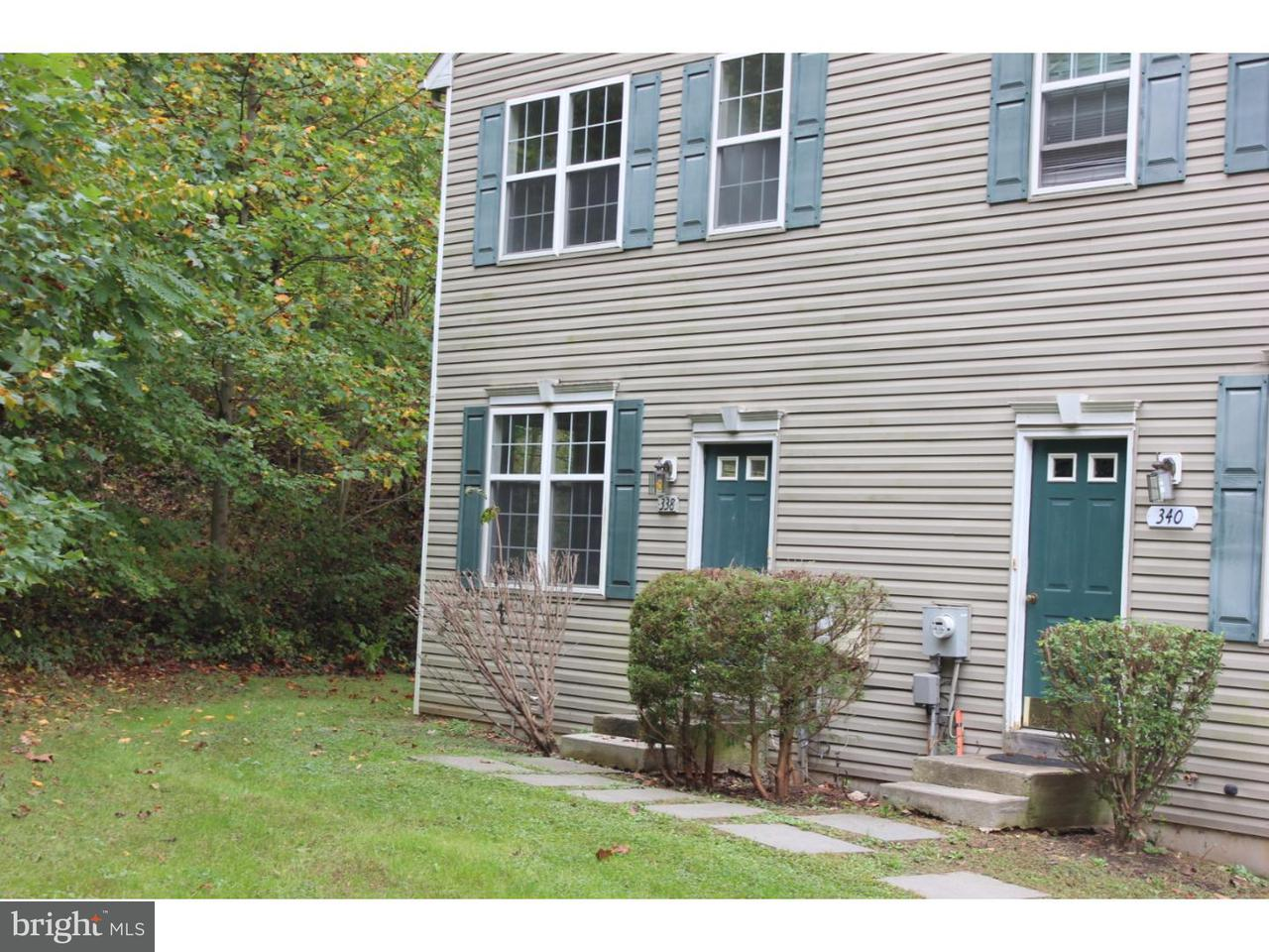 Townhouse for Rent at 338 ELIOT Circle Coatesville, Pennsylvania 19320 United States