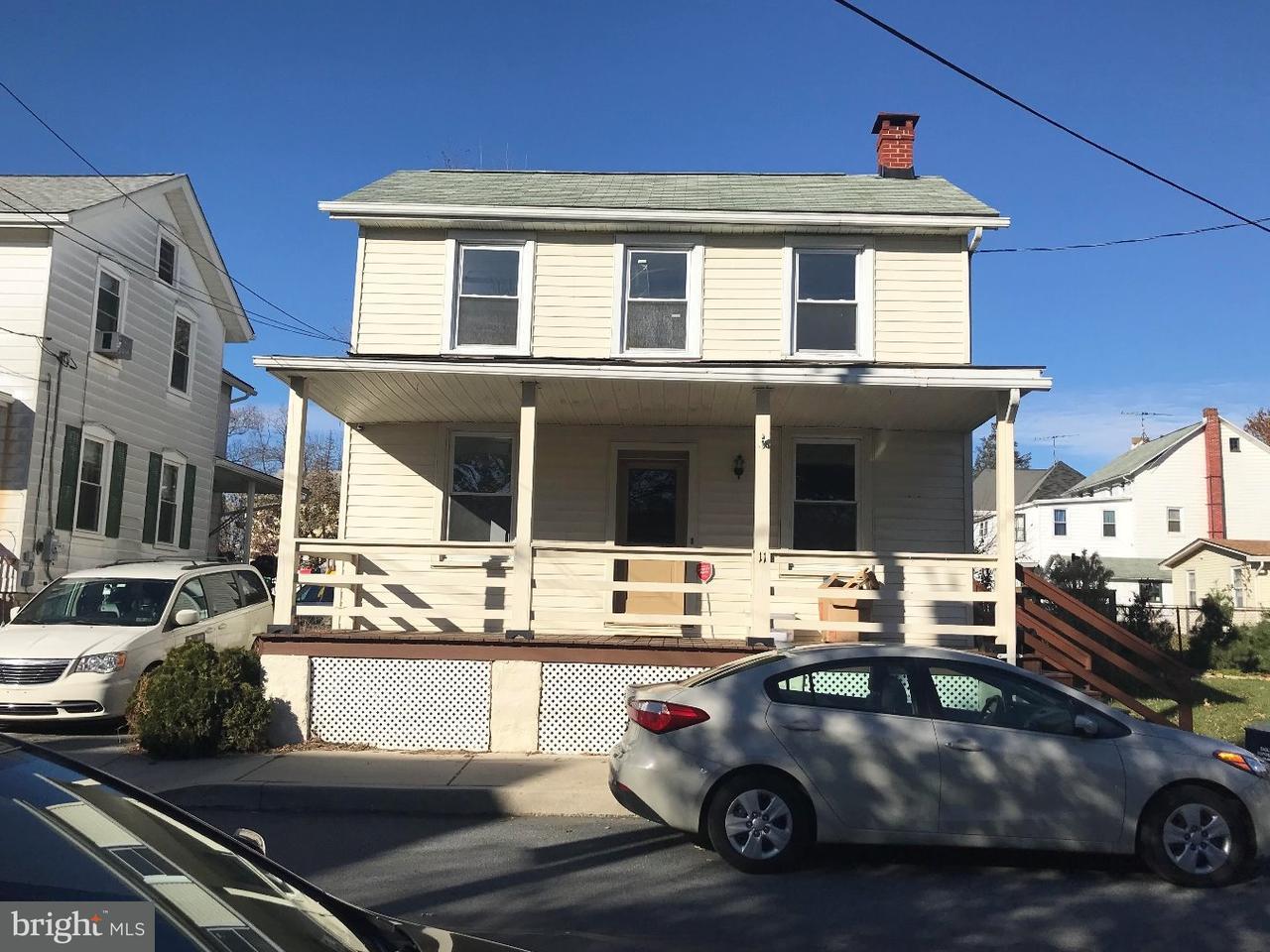 Single Family Home for Sale at 11 W SLOKOM Avenue Christiana, Pennsylvania 17509 United States