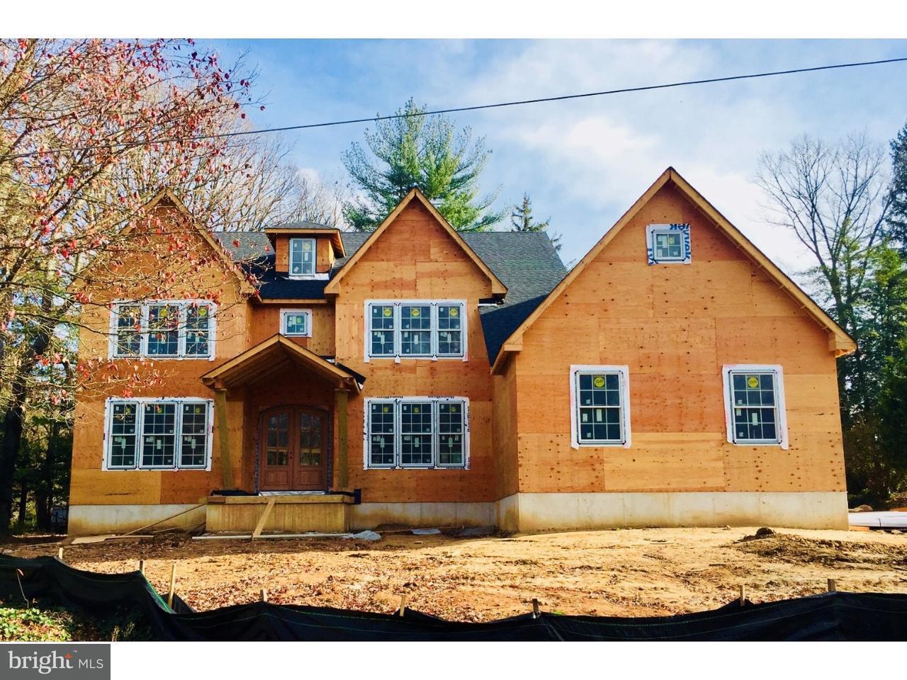 Maison unifamiliale pour l Vente à 511 WESTMINSTER Avenue Haddonfield, New Jersey 08033 États-Unis