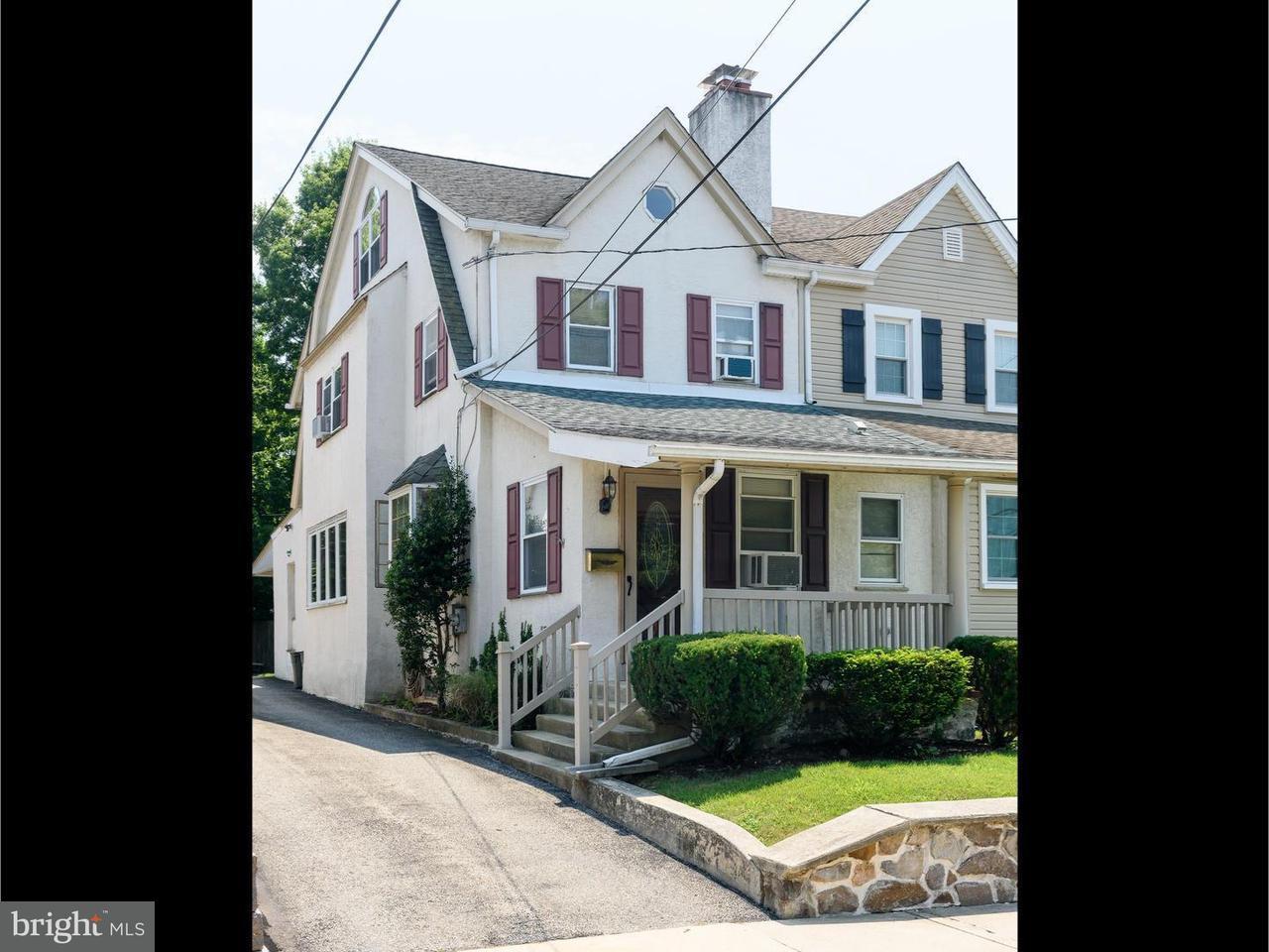 Duplex for Rent at 261 WILLIAMS Road Radnor, Pennsylvania 19010 United States