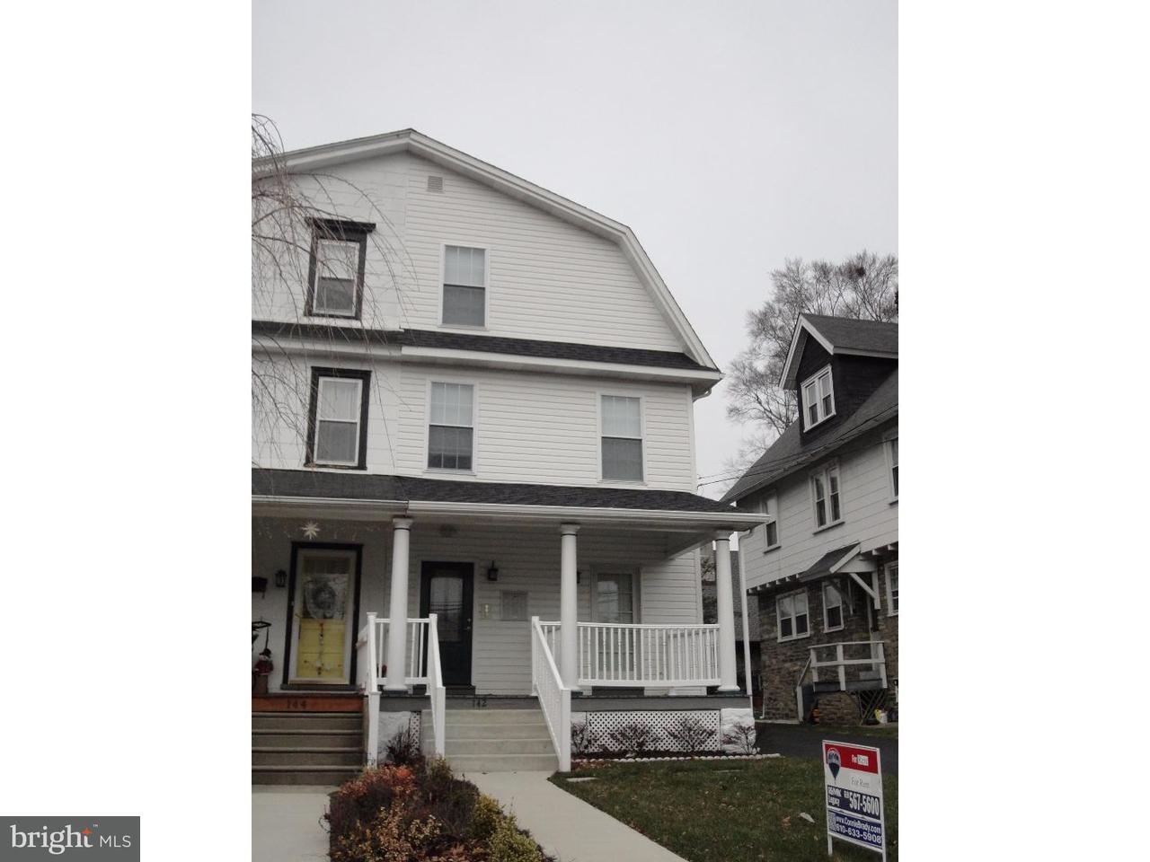 Maison accolée pour l à louer à 142 HARRISON Avenue Glenside, Pennsylvanie 19038 États-Unis