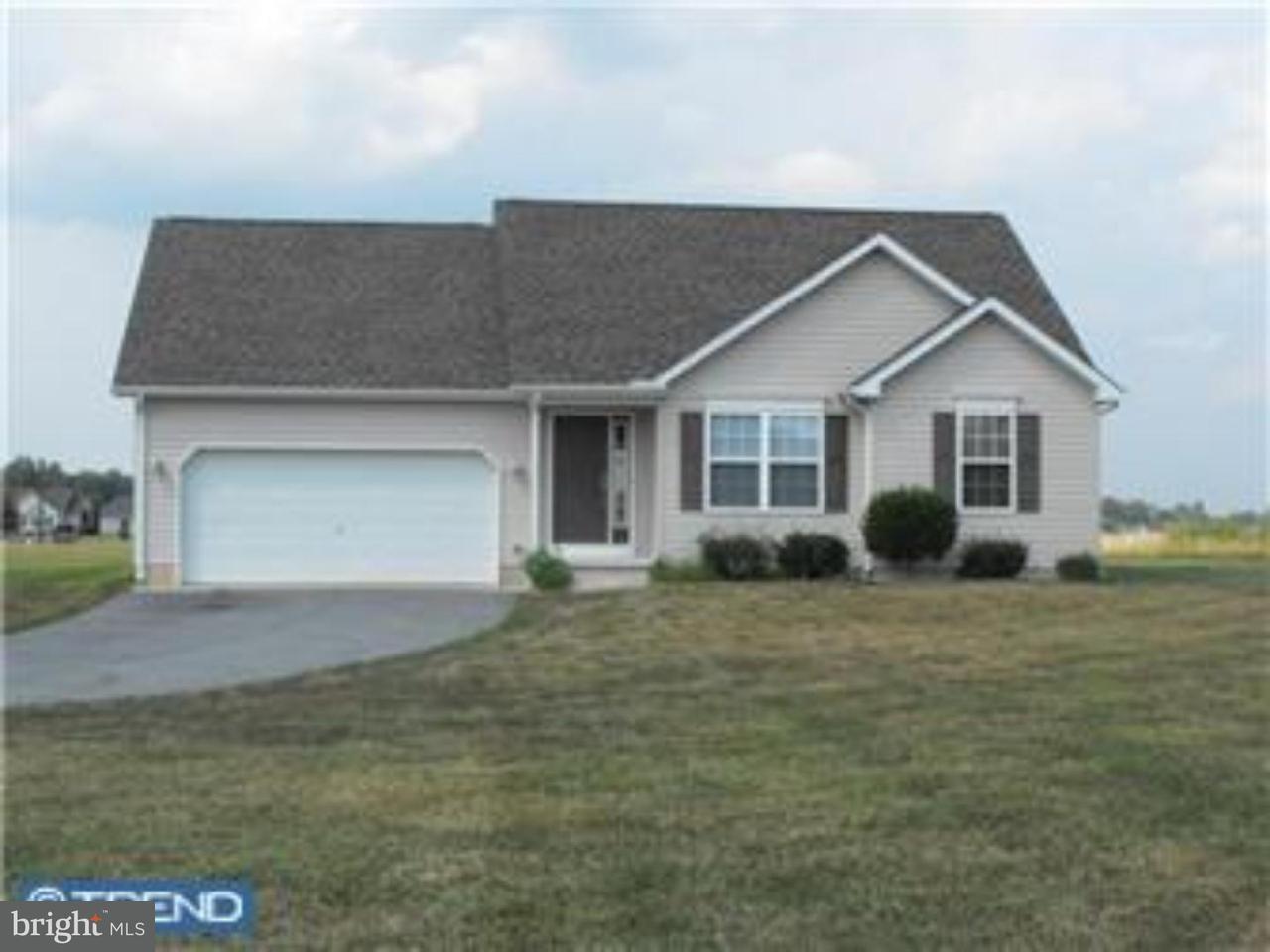 Casa Unifamiliar por un Alquiler en 387 GLENN FOREST Road Magnolia, Delaware 19962 Estados Unidos