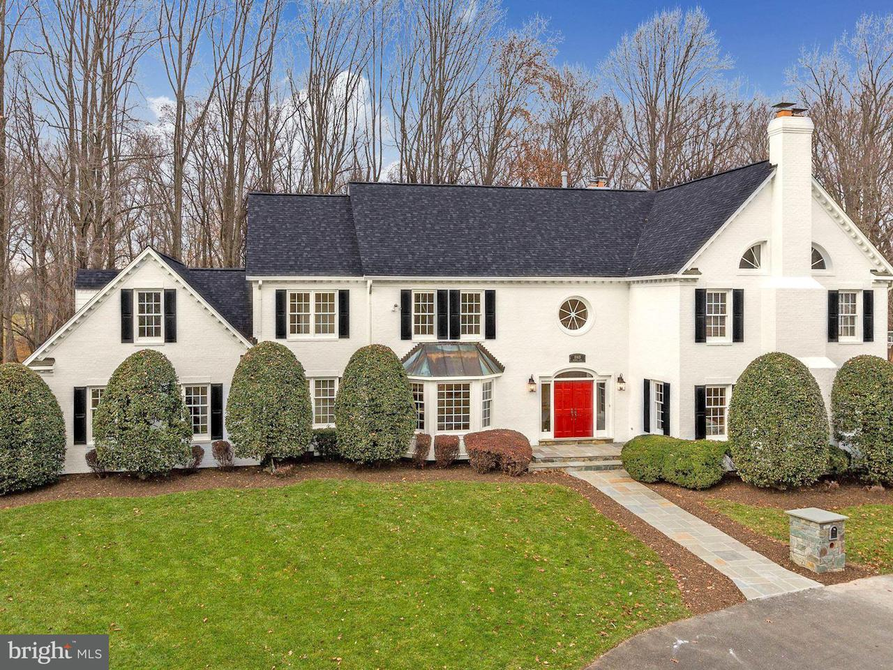 Single Family Home for Sale at 10415 BOSWELL Lane 10415 BOSWELL Lane Potomac, Maryland 20854 United States