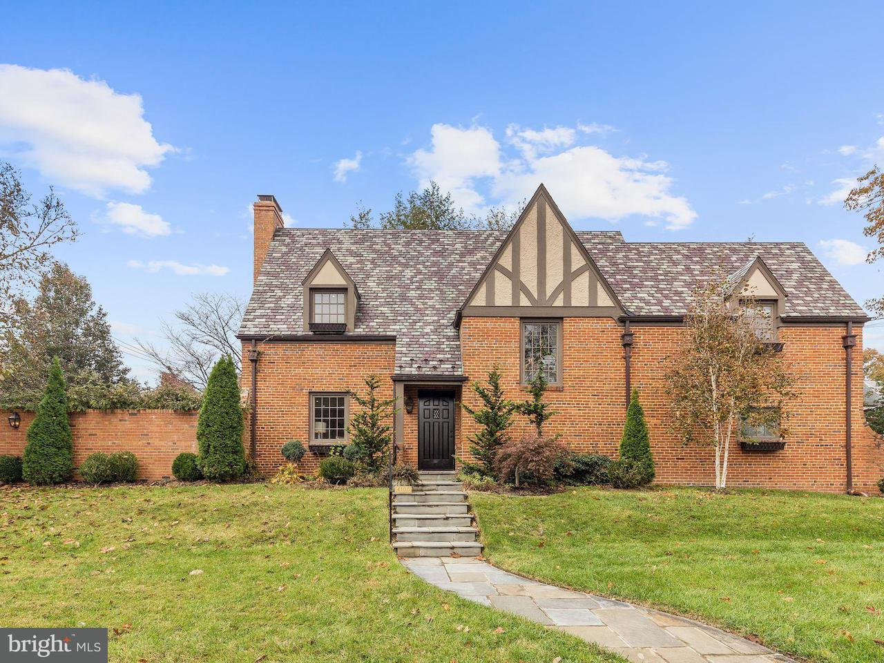 Single Family Home for Sale at 4100 49TH ST NW 4100 49TH ST NW Washington, District Of Columbia 20016 United States