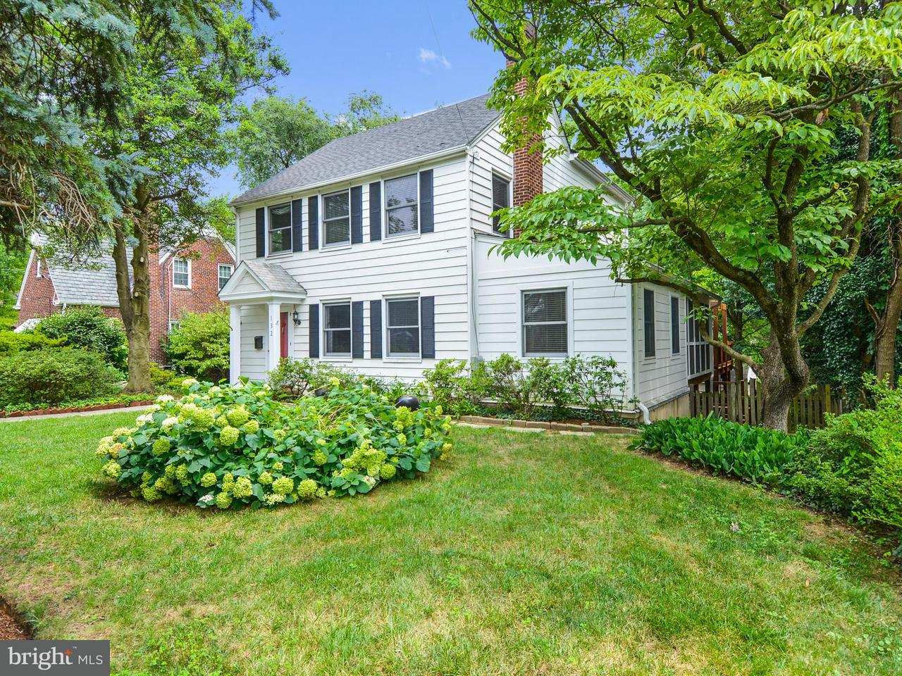 Single Family Home for Sale at 132 ADAMS ST S 132 ADAMS ST S Rockville, Maryland 20850 United States