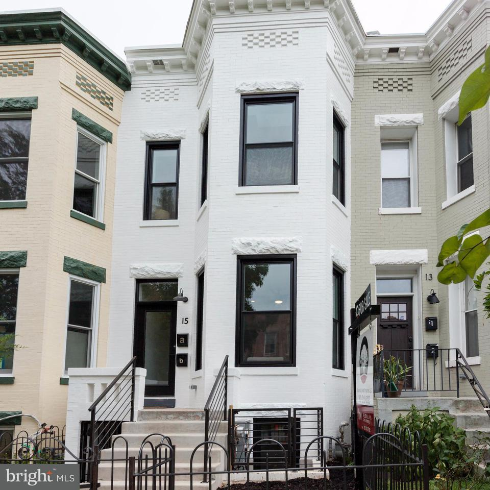 Townhouse for Sale at 15 R ST NE #B 15 R ST NE #B Washington, District Of Columbia 20002 United States