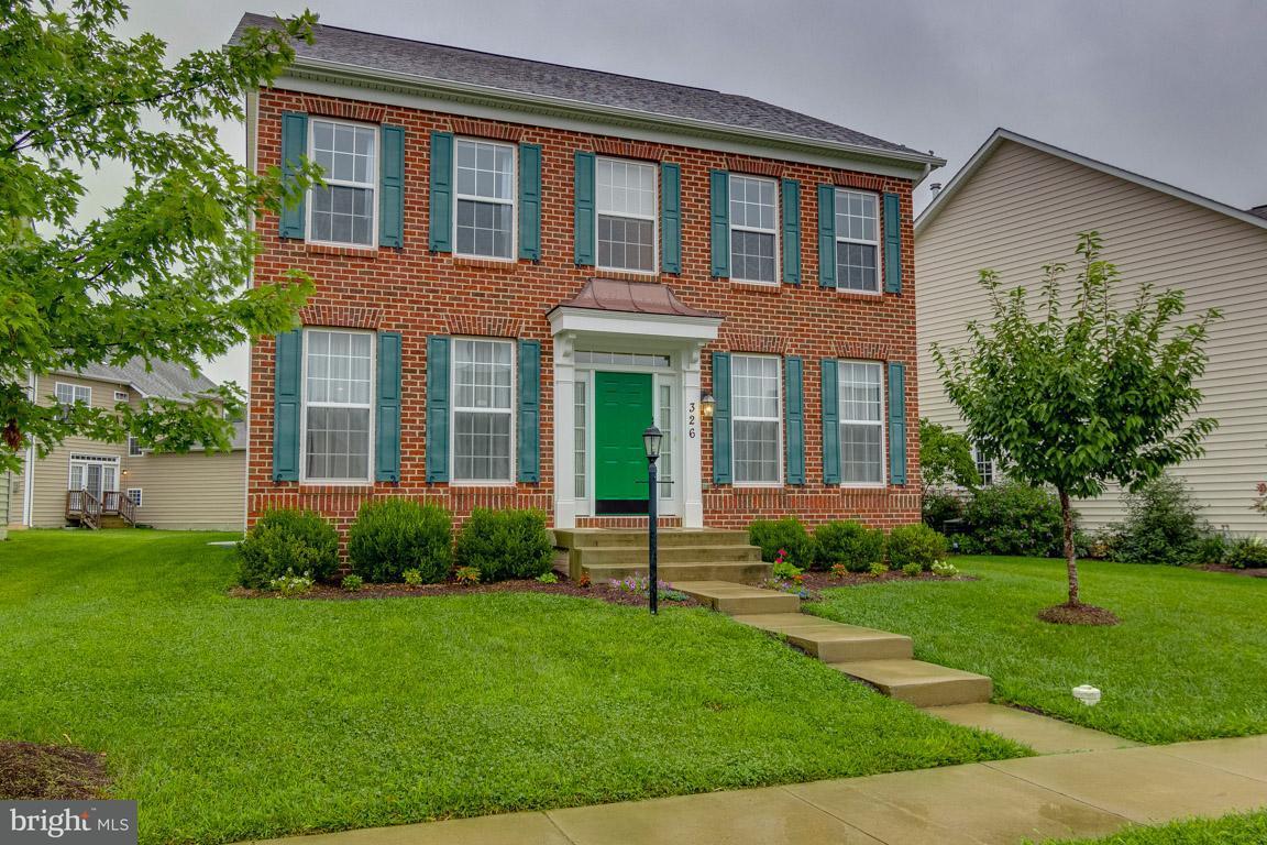 Casa Unifamiliar por un Venta en 326 E Wainscot Drive 326 E Wainscot Drive New Market, Maryland 21774 Estados Unidos