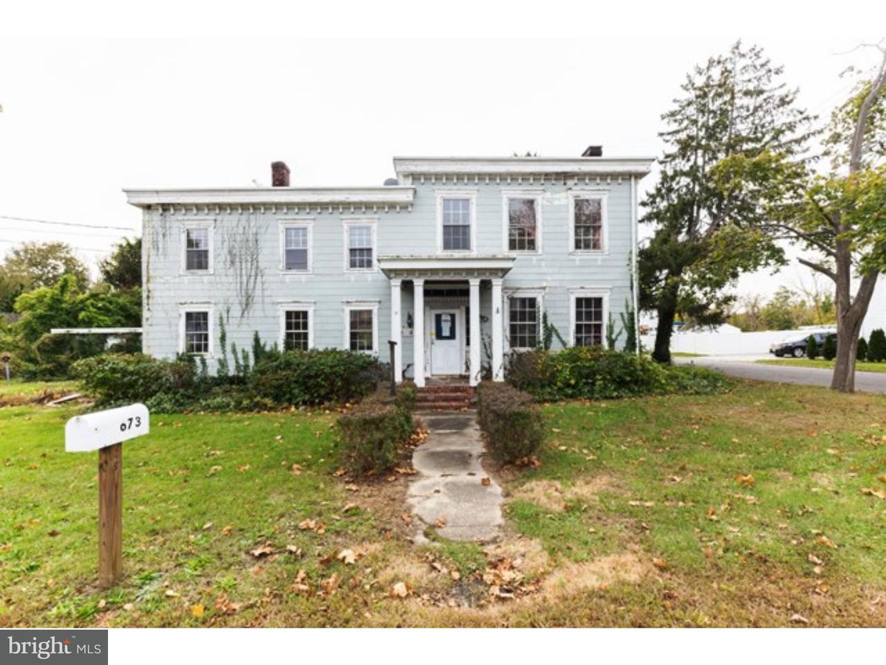 Maison unifamiliale pour l Vente à 673 E BAY Avenue Barnegat, New Jersey 08005 États-Unis
