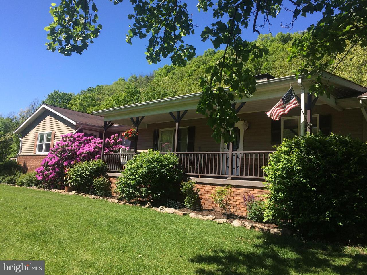 Коммерческий для того Продажа на 2207 Cooks Mill Road 2207 Cooks Mill Road Hyndman, Пенсильвания 15545 Соединенные Штаты