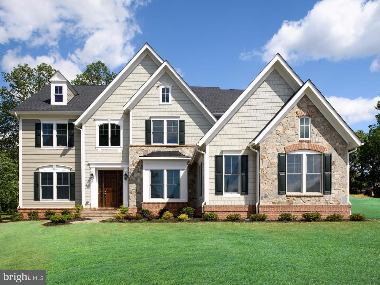 Casa Unifamiliar por un Venta en 11005 TRADEWIND Court 11005 TRADEWIND Court Oakton, Virginia 22124 Estados Unidos