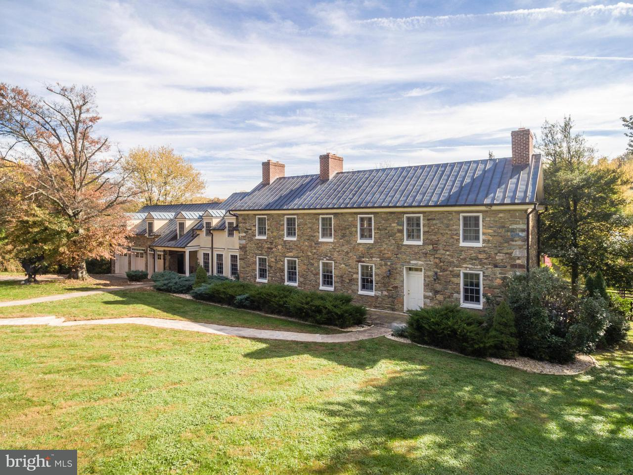 Ferme pour l Vente à 19200 ORCHARD MANOR Lane 19200 ORCHARD MANOR Lane Leesburg, Virginia 20175 États-Unis