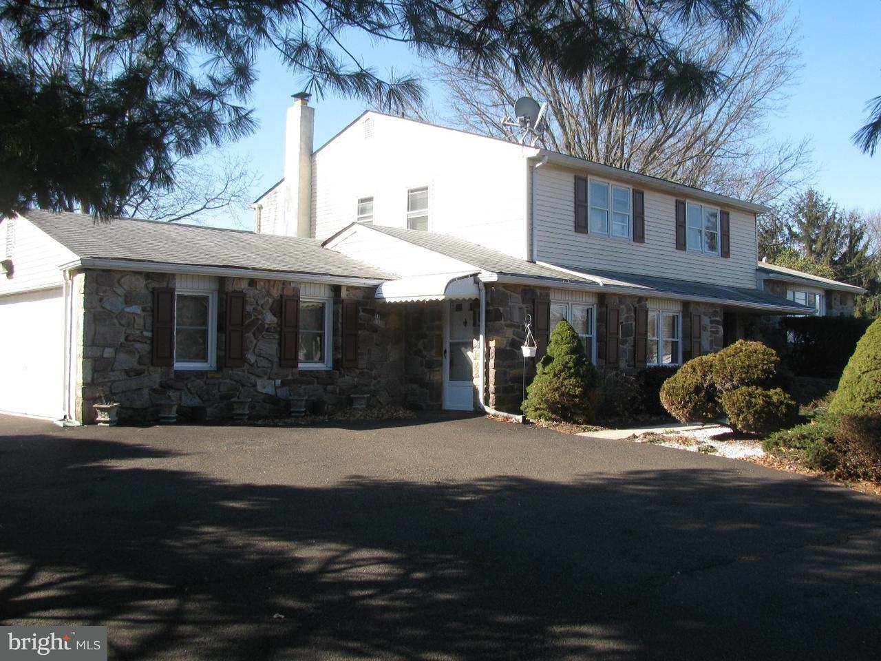Single Family Home for Sale at 138 TANYARD Road Northampton, Pennsylvania 18954 United States