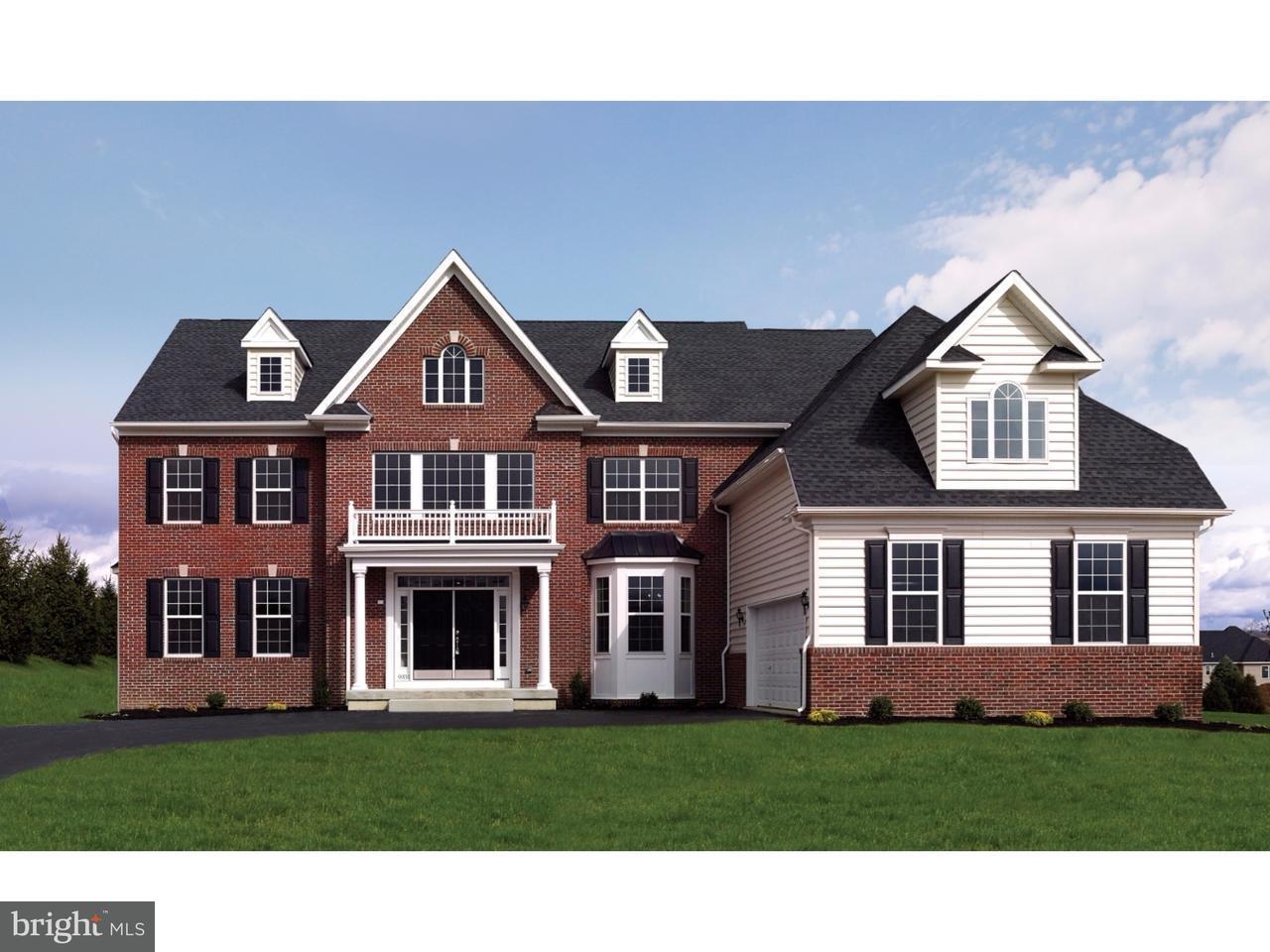 Частный односемейный дом для того Продажа на 181 WINTERBERRY Lane Chalfont, Пенсильвания 18914 Соединенные Штаты