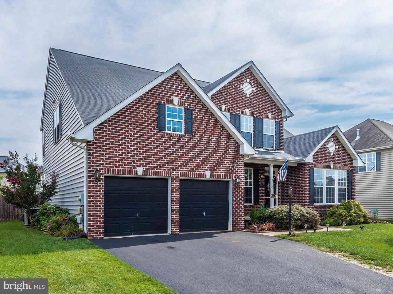 Casa Unifamiliar por un Venta en 1713 CANAL RUN Drive 1713 CANAL RUN Drive Point Of Rocks, Maryland 21777 Estados Unidos