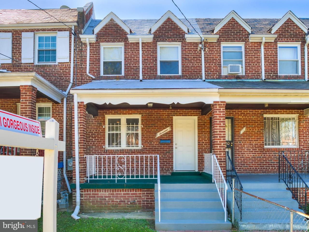 Other Residential for Rent at 17 Buchanan St NE Washington, District Of Columbia 20011 United States