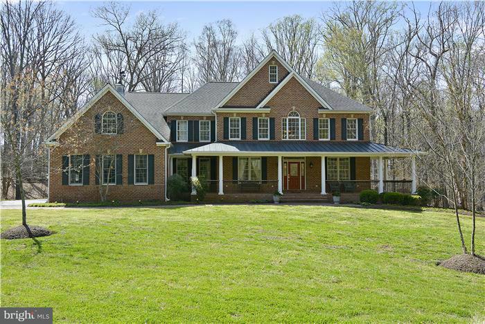 Maison unifamiliale pour l Vente à 801 ANTIETAM Drive 801 ANTIETAM Drive Davidsonville, Maryland 21035 États-Unis