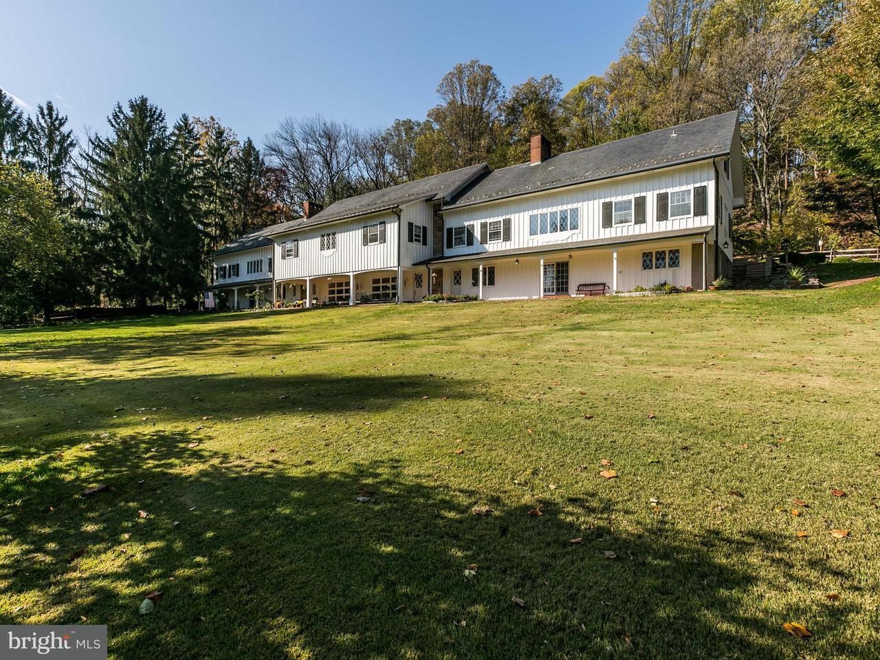 Maison unifamiliale pour l Vente à 5 RUNNING FOX Road 5 RUNNING FOX Road Glen Arm, Maryland 21057 États-Unis
