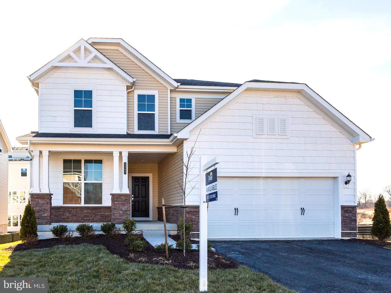 Single Family Home for Sale at 2107 Nottoway Drive 2107 Nottoway Drive Hanover, Maryland 21076 United States