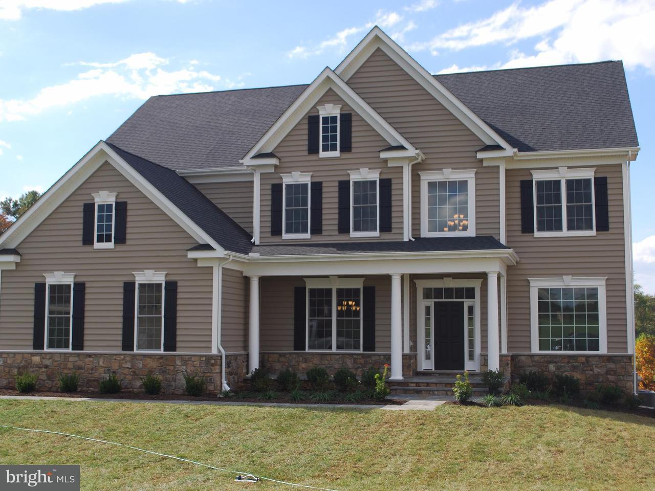 Vivienda unifamiliar por un Venta en 10808 Longacre Lane 10808 Longacre Lane Stevenson, Maryland 21153 Estados Unidos
