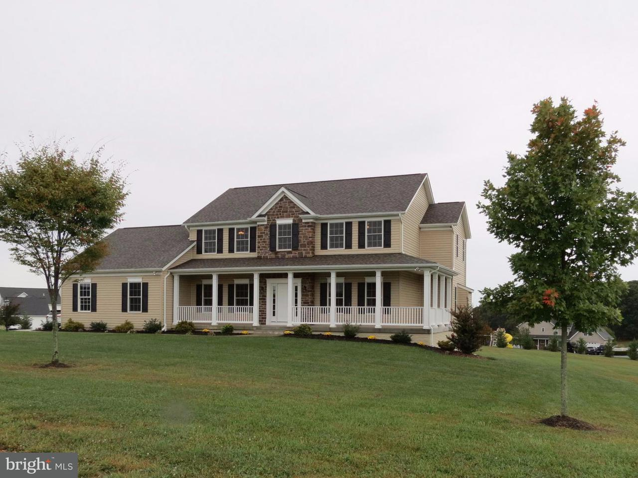 Vivienda unifamiliar por un Venta en 1590 QUIET MEADOW WAY 1590 QUIET MEADOW WAY Hampstead, Maryland 21074 Estados Unidos